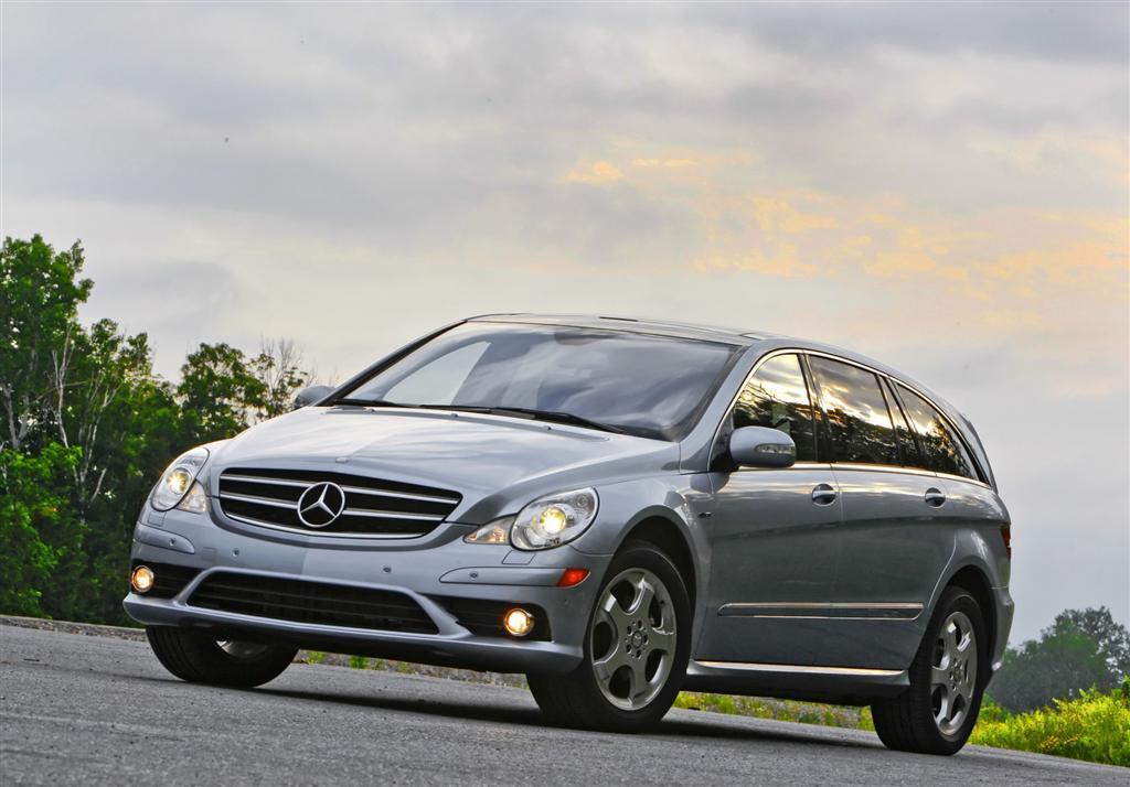 2010 mercedes benz r class image for Mercedes benz r