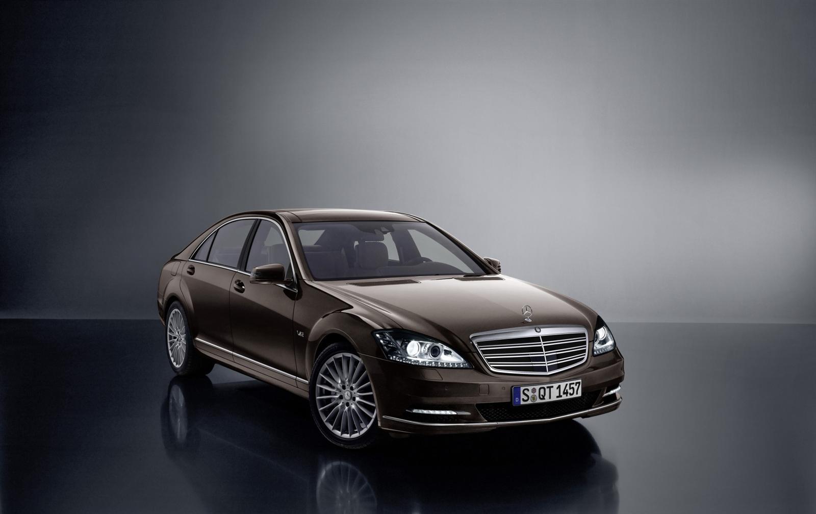 2010 Mercedes-Benz S Class