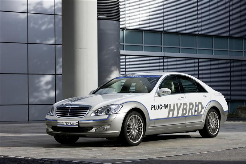 2010 Mercedes-Benz Vision S500