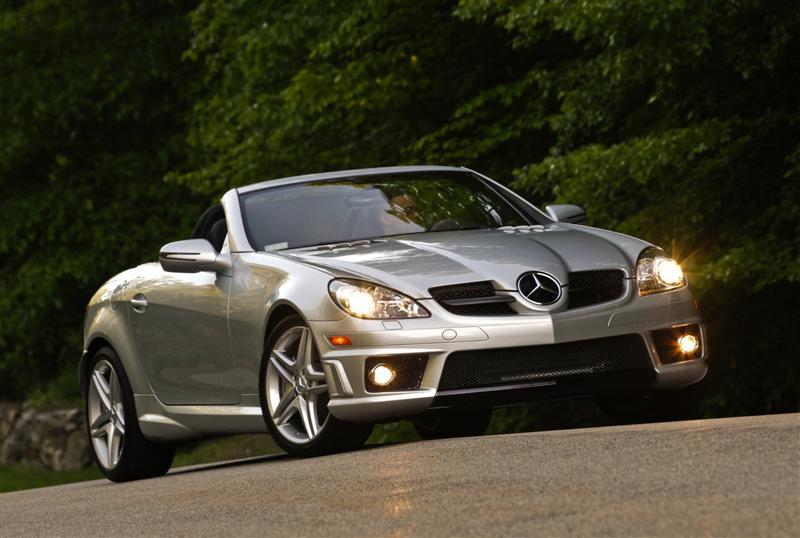 2010 Mercedes-Benz SLK Class
