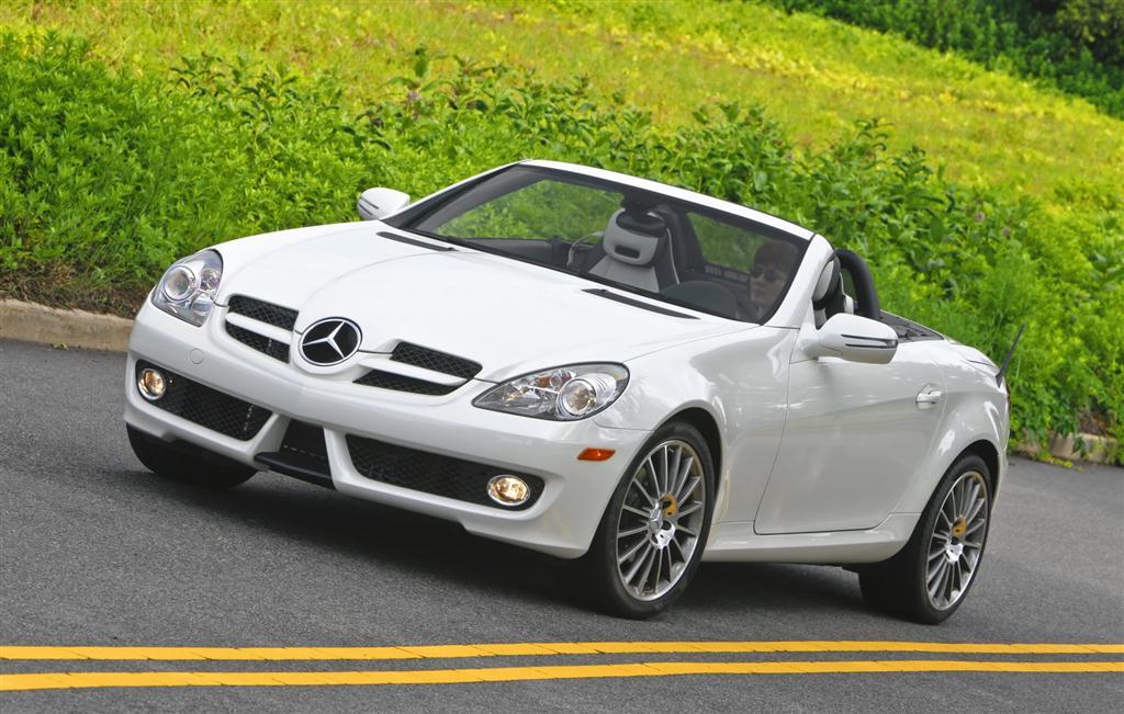 2010 mercedes benz slk class news and information for Mercedes benz slk