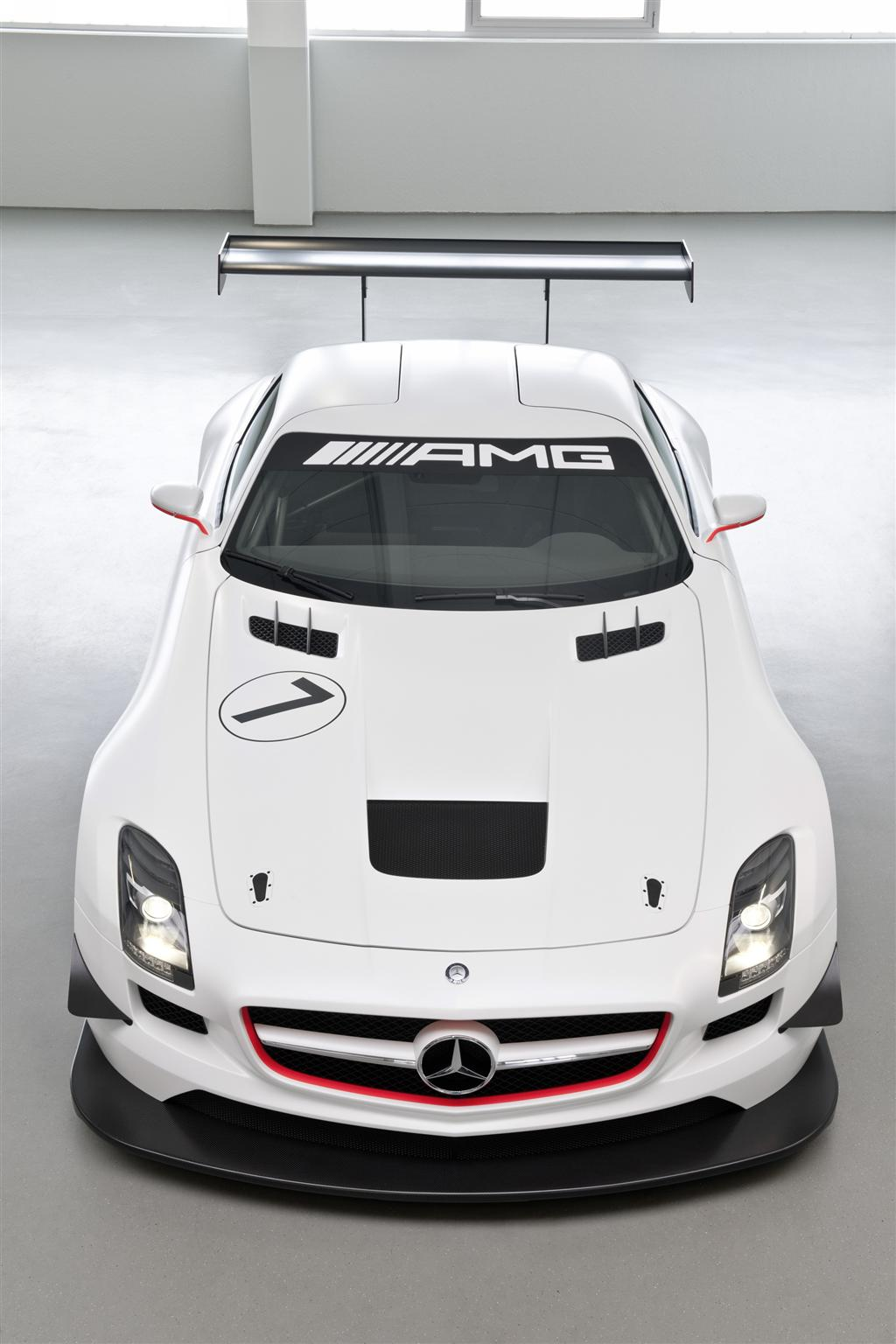 2010 mercedes benz sls amg gt3 image photo 18 of 19. Black Bedroom Furniture Sets. Home Design Ideas