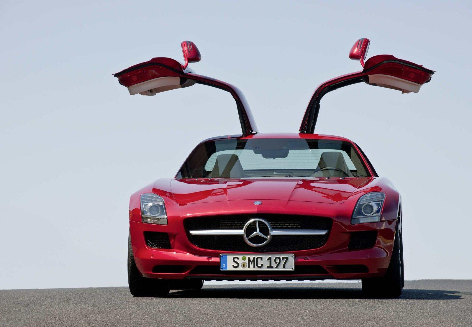 2010 mercedes benz sls amg news and information for Mercedes benz sls amg gt3 price