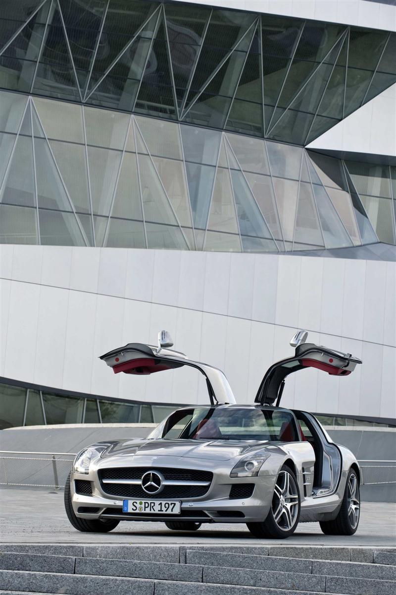 2010 Mercedes-Benz SLS AMG