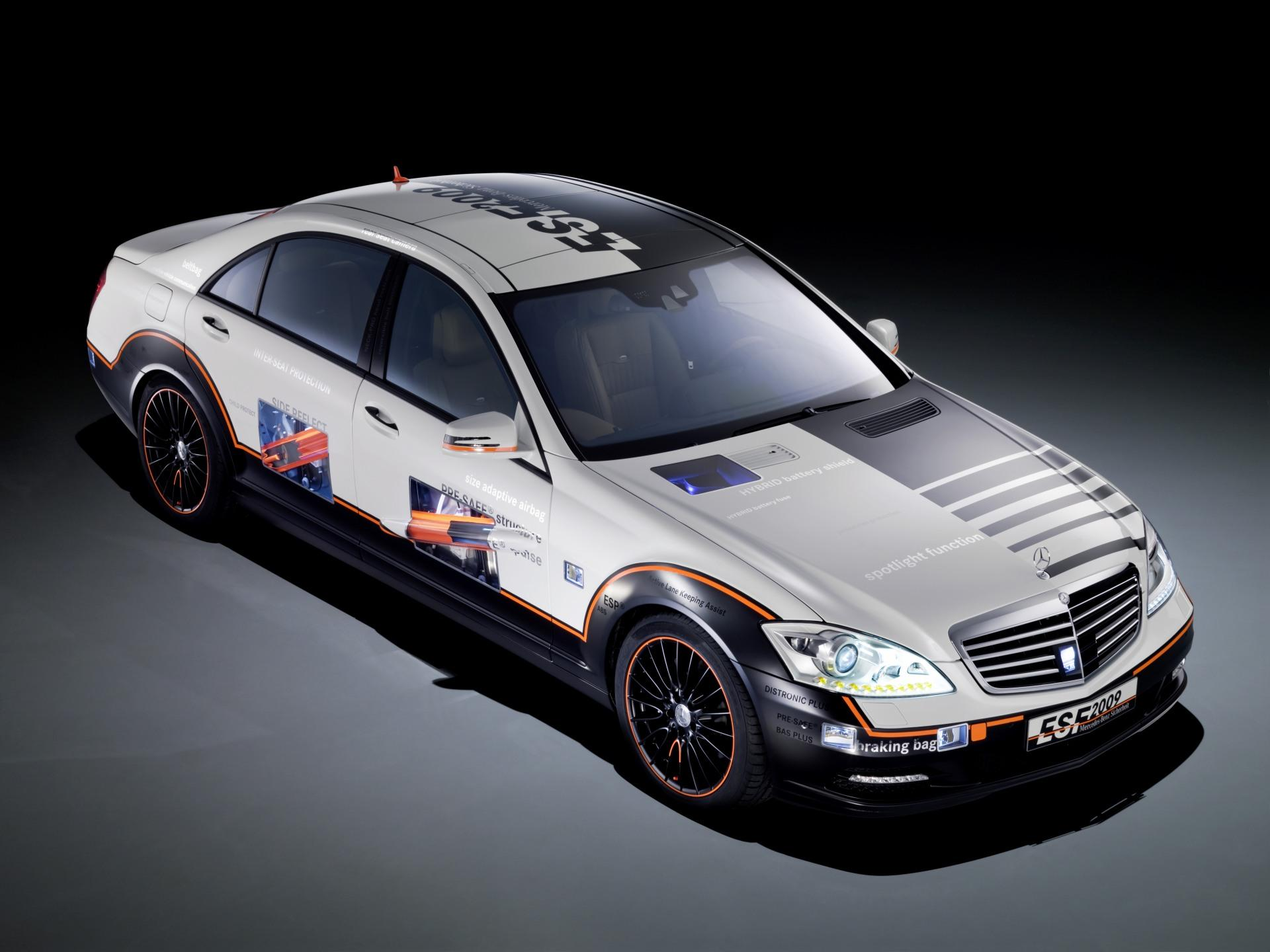 2010 Mercedes Benz Esf Safety Vehicle News And Information