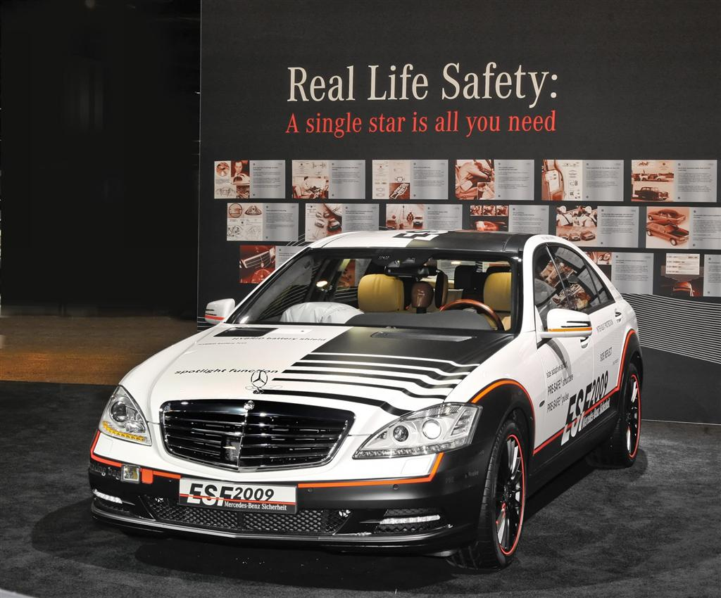 2010 Mercedes Benz Esf Safety Vehicle Image Photo 15 Of 25