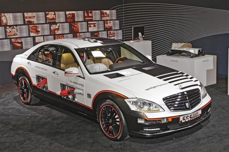 2010 Mercedes-Benz ESF Safety Vehicle