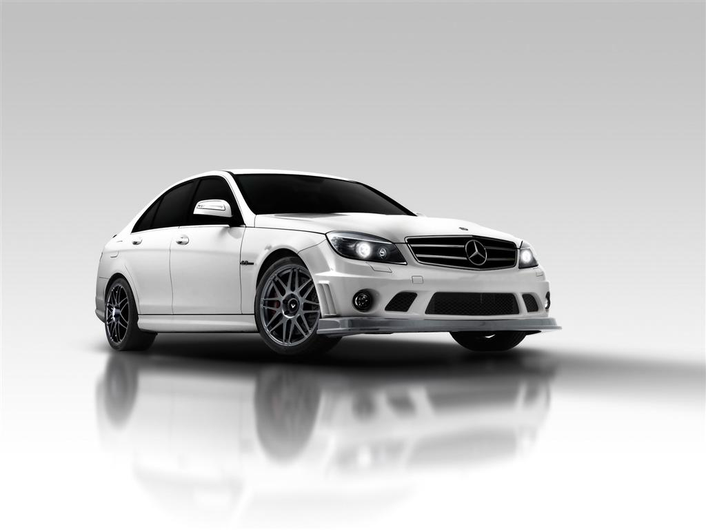 2010 vorsteiner c63 amg aero package image. Black Bedroom Furniture Sets. Home Design Ideas