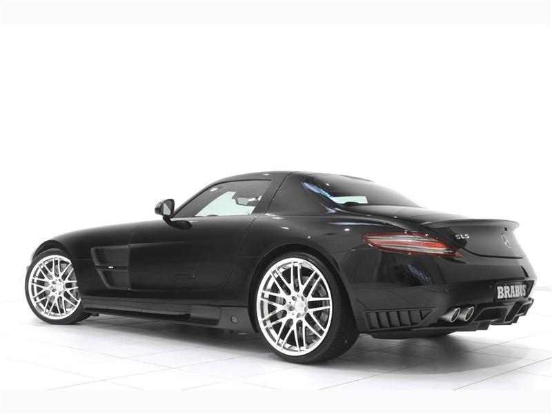 2011 Brabus SLS AMG