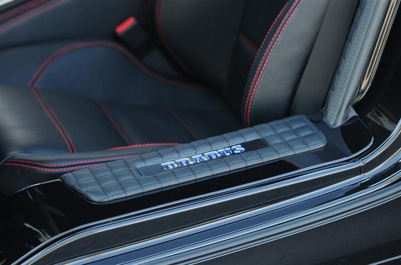 2011 Brabus SLS AMG Widestar