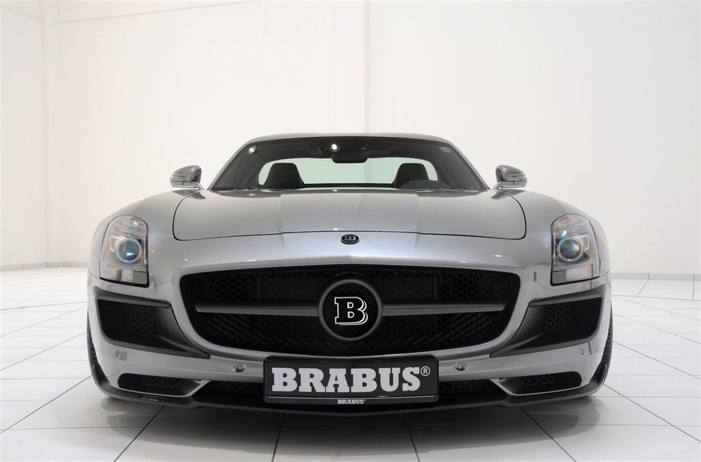 2011 Brabus SLS AMG 700 Biturbo