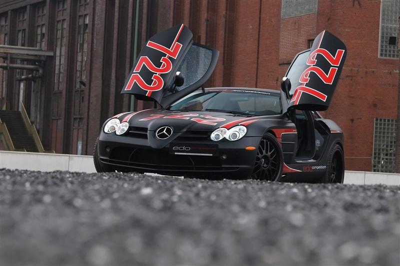2011 Edo Competition SLR SLR Black Arrow