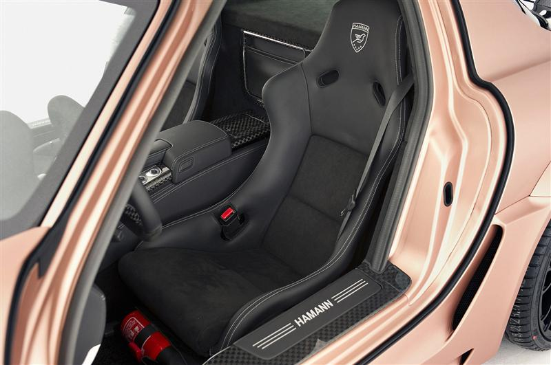 2011 Hamann Hawk SLS AMG