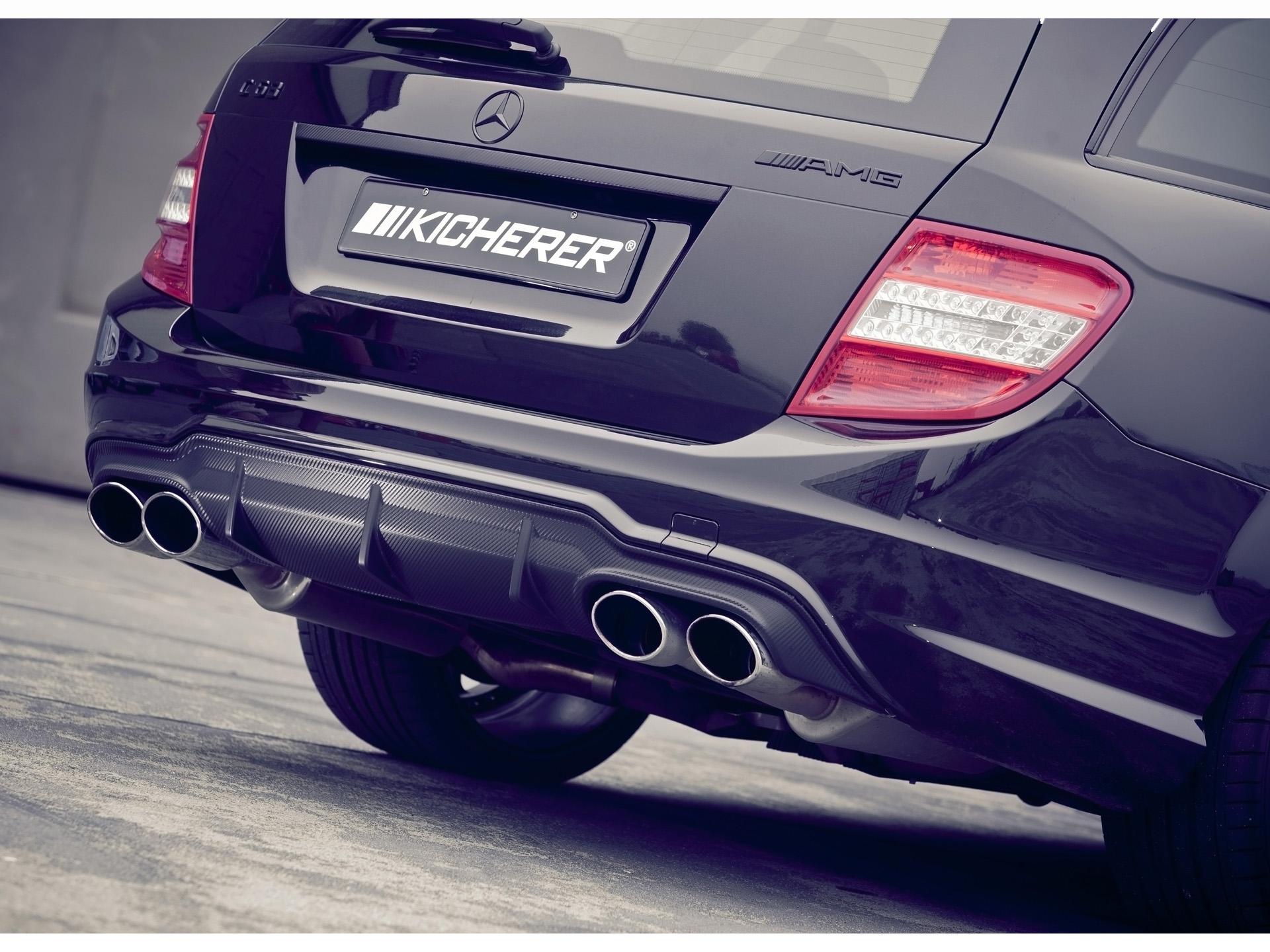 2011 Kicherer C63 T Supersport