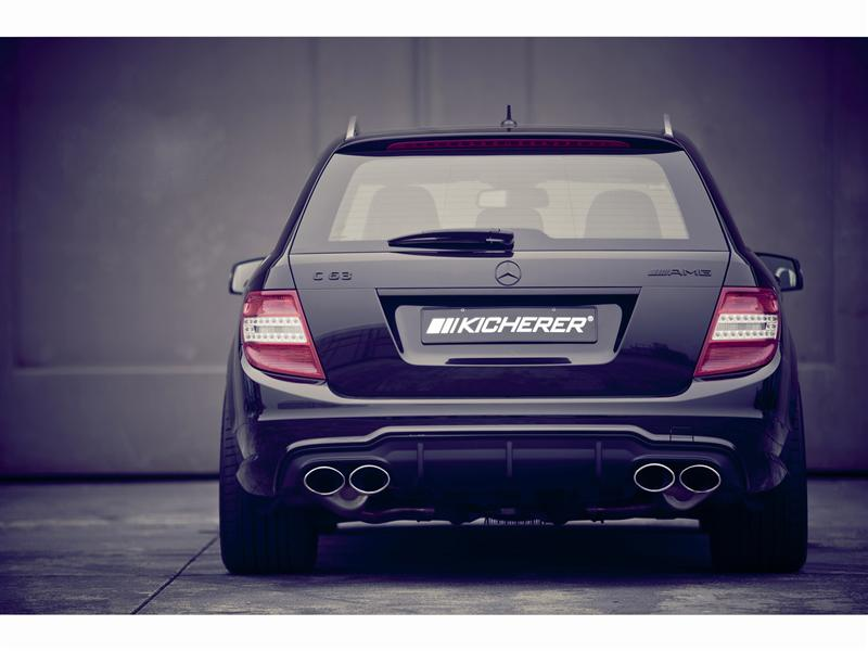 2011 Kicherer C63 T Supersport