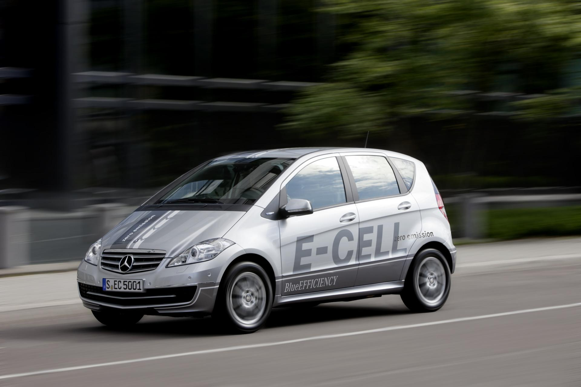2011 Mercedes Benz A Class E Cell News And Information