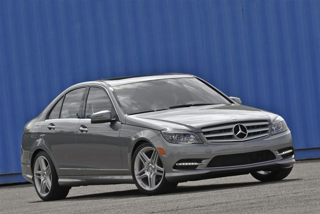 auction results and sales data for 2011 mercedes benz c class. Black Bedroom Furniture Sets. Home Design Ideas