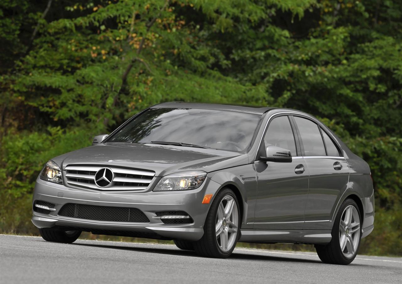 2011 Mercedes-Benz C-Class