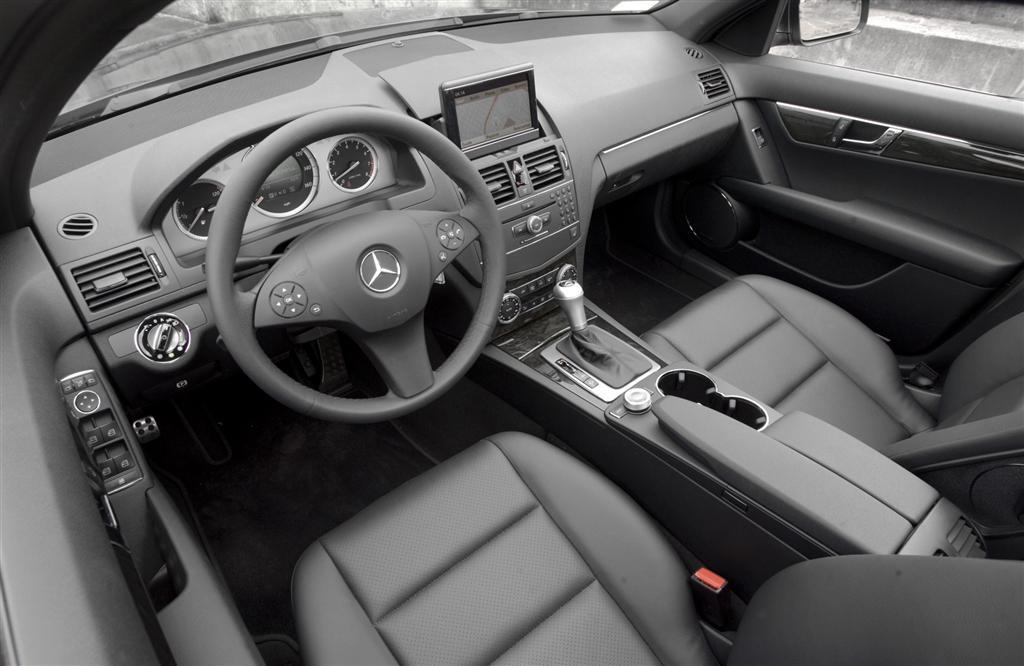 2011 Mercedes Benz C Class i01 1024 - 2011 Mercedes Benz C350 Sport