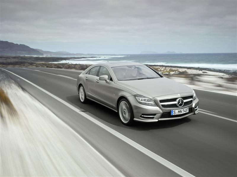 2011 Mercedes-Benz CLS-Class