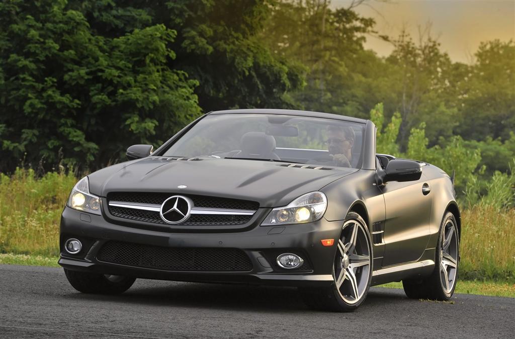 2011 mercedes benz sl class news and information for Mercedes benz sls class