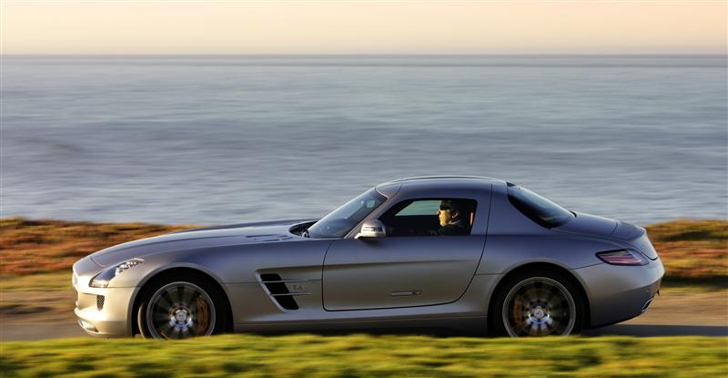 2011 Mercedes Benz Sls Amg Wallpaper And Image Gallery
