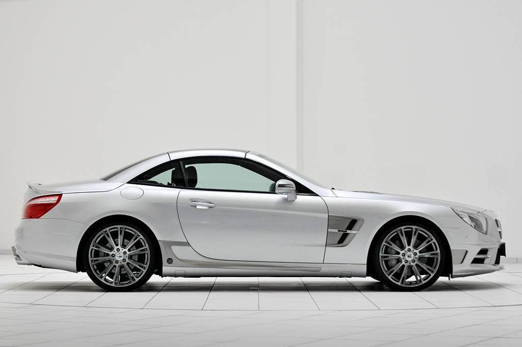 2012 Brabus SL 500