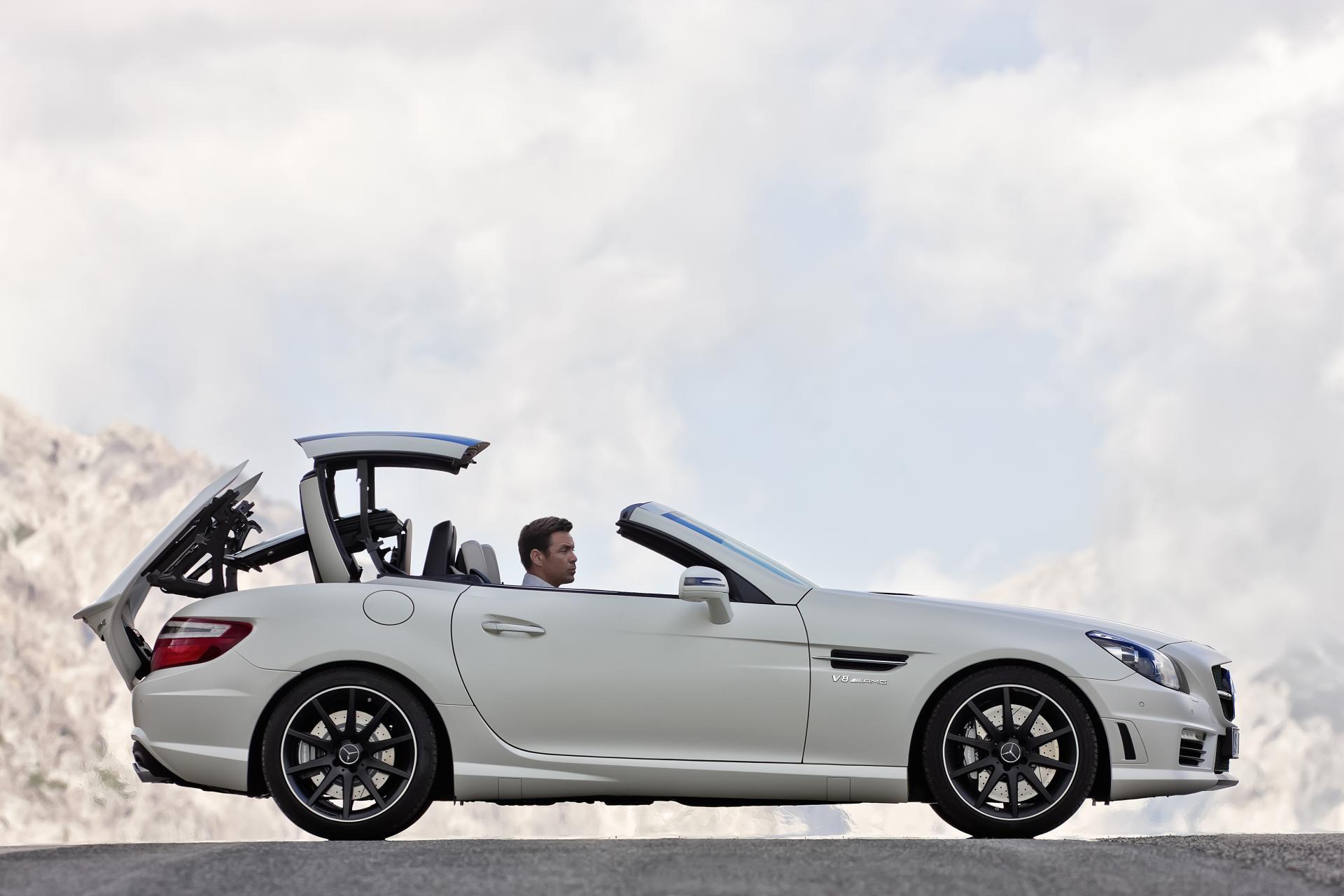2012 Mercedes Benz Slk55 Amg Conceptcarz Com