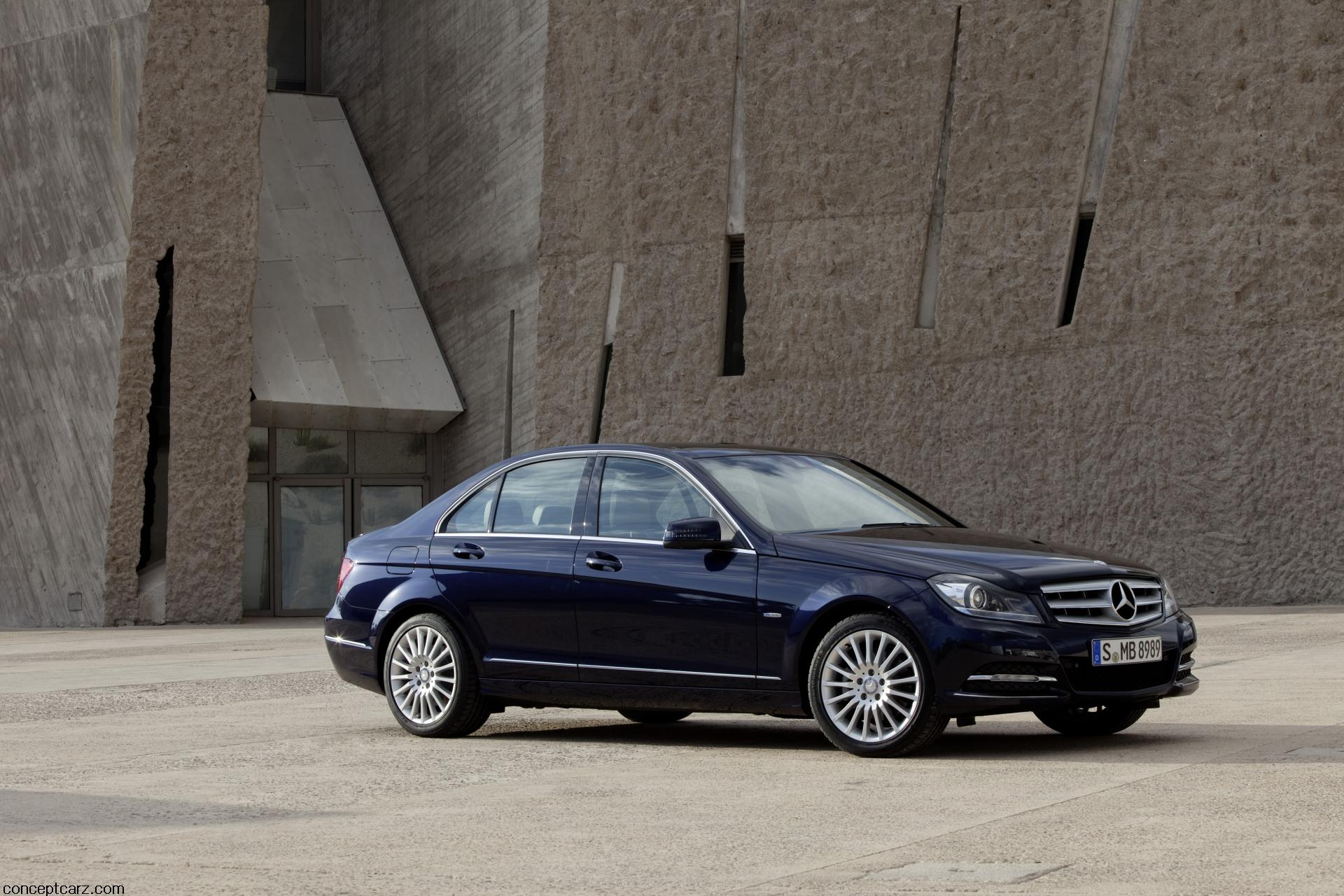 2012 mercedes-benz c-class news and information