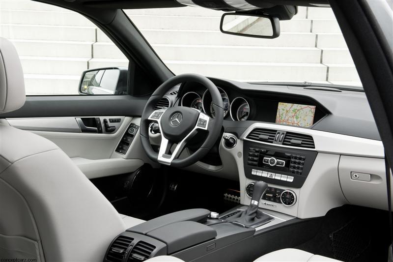 2012 Mercedes-Benz C-Class