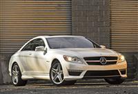 2012 Mercedes-Benz CL-Class image.