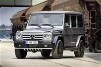 2012 Mercedes-Benz G-Class image.