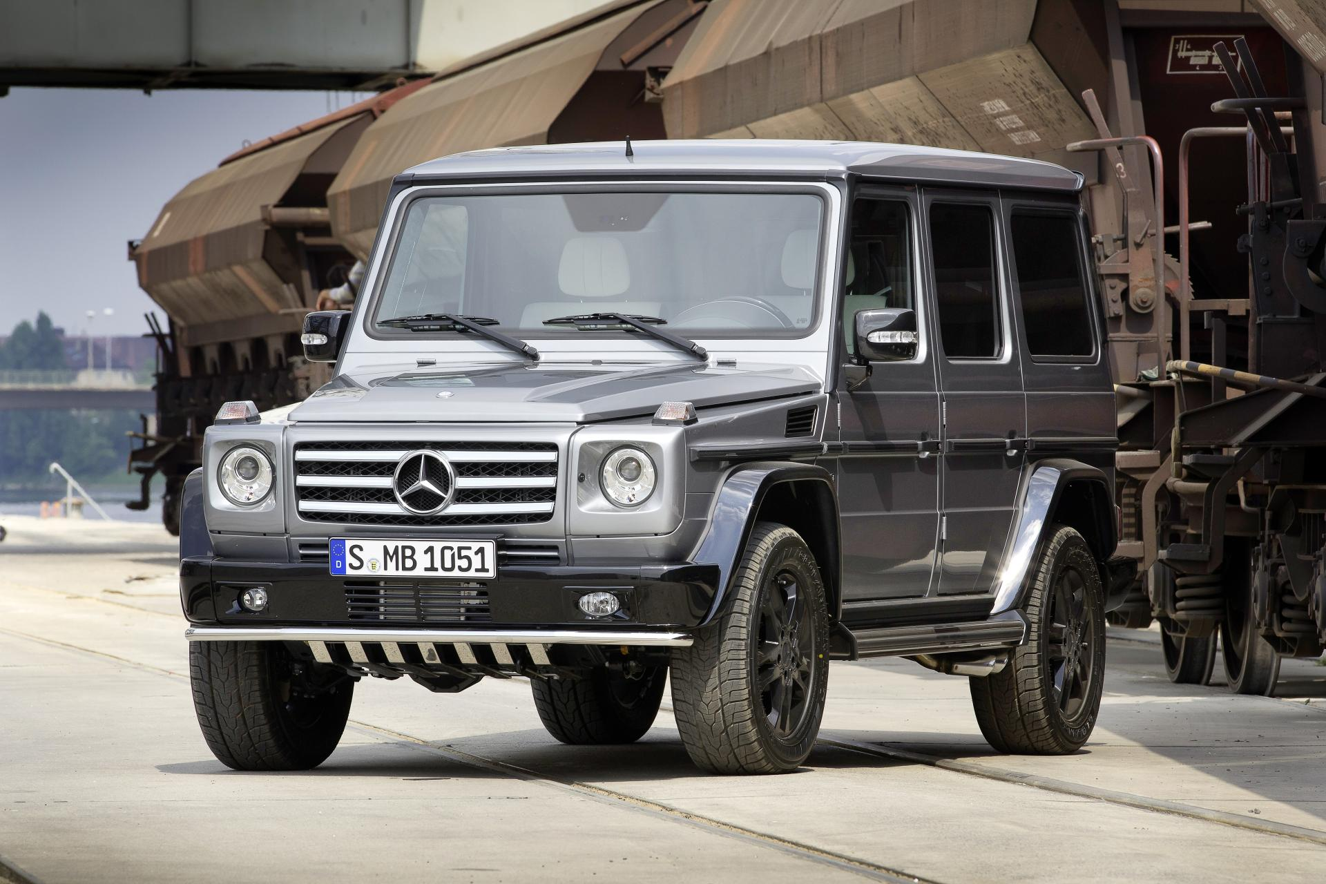 2012 mercedes benz g class news and information for Mercedes benz g class used 2003