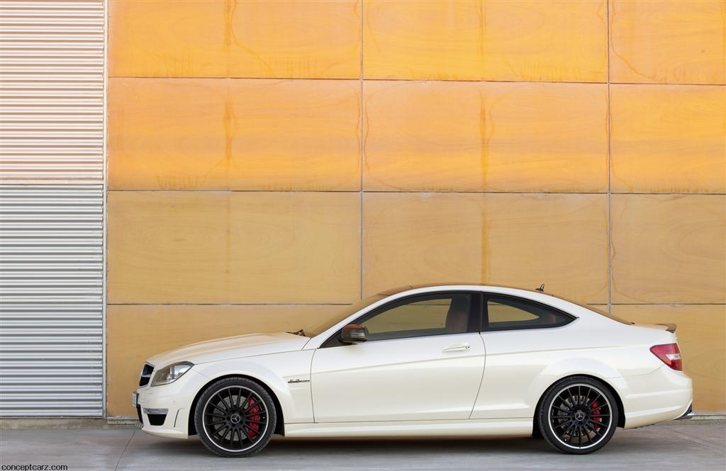 2012 mercedes benz c63 amg coupe news and information for Mercedes benz coupe 2012