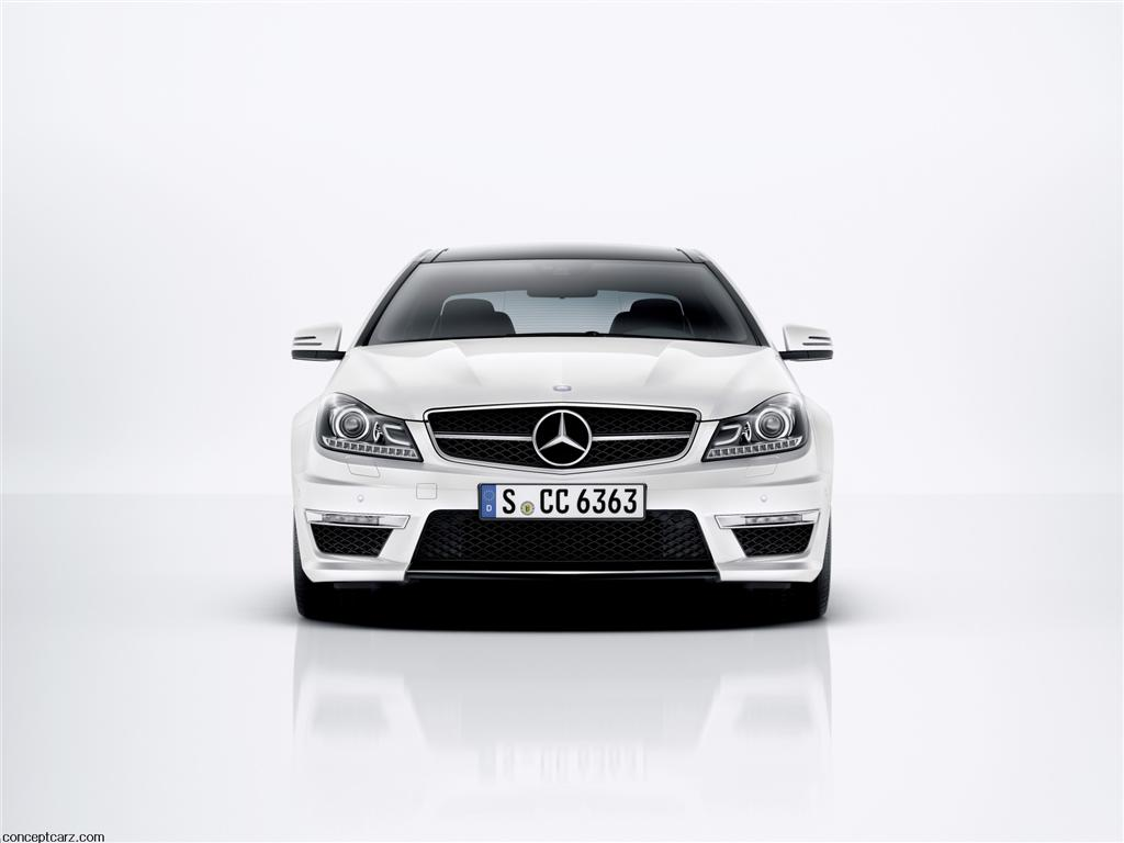 2012 mercedes benz c63 amg coupe news and information - 2012 mercedes c63 amg coupe ...