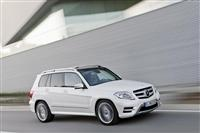 Mercedes-Benz GLK-Class Monthly Vehicle Sales