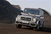 2013 Mercedes-Benz G63 AMG image.
