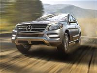 2013 Mercedes-Benz ML 63 AMG image.