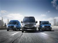 2014 Mercedes-Benz Sprinter image.