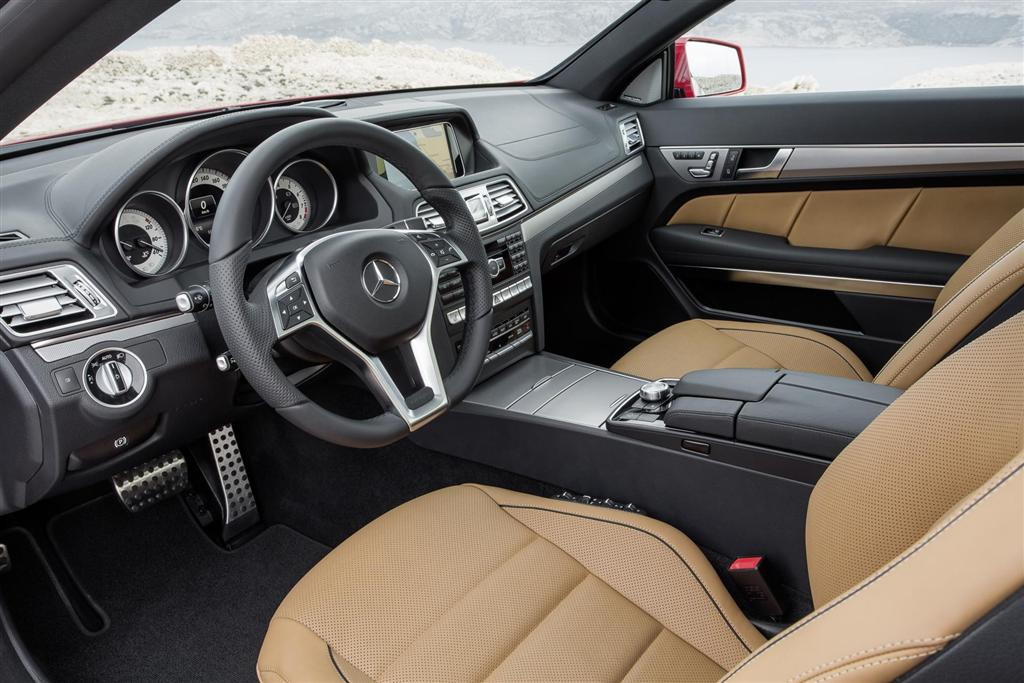 2014 mercedes benz e class coupe for Artico interieur