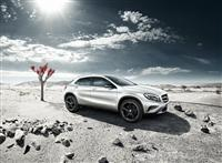 2014 Mercedes-Benz GLA Edition 1 image.