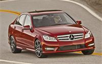 Mercedes-Benz C Class Monthly Vehicle Sales