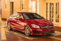 Mercedes-Benz CLA-Class Monthly Vehicle Sales