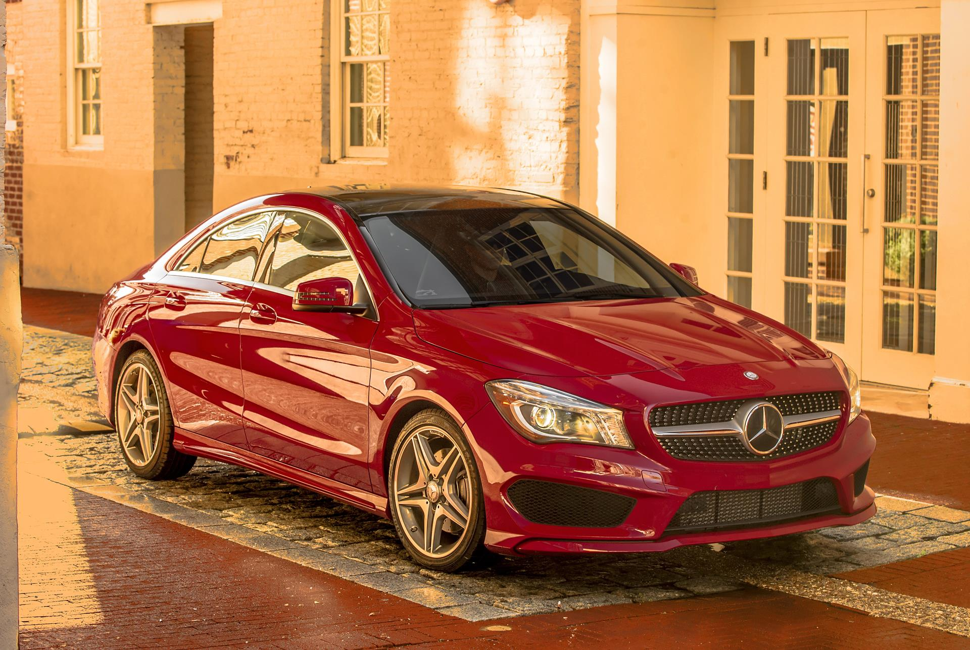 2015 mercedes benz cla class for Mercedes benze cla