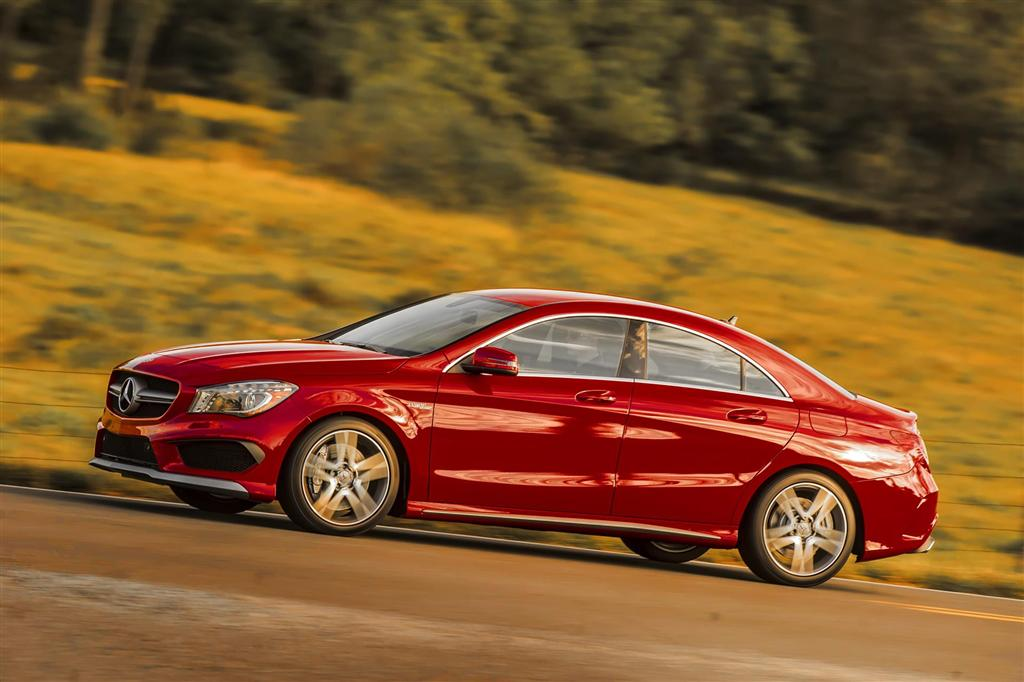2015 Mercedes Benz Cla Class Image Photo 132 Of 140