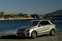 Mercedes-Benz M-Class Monthly Sales