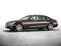 2015 Mercedes-Benz Maybach S-Class image.