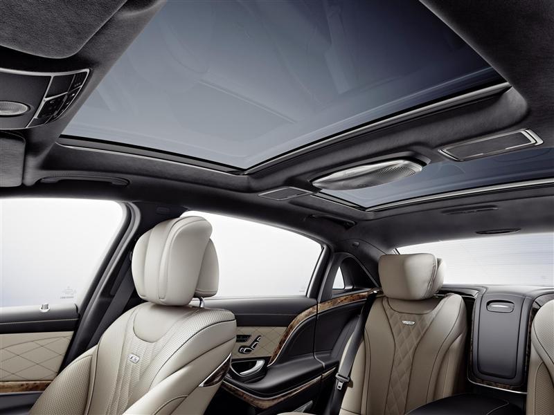 2015 Mercedes-Benz Maybach S-Class