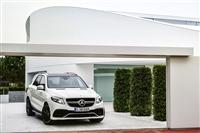 2016 Mercedes-Benz AMG GLE63 thumbnail image