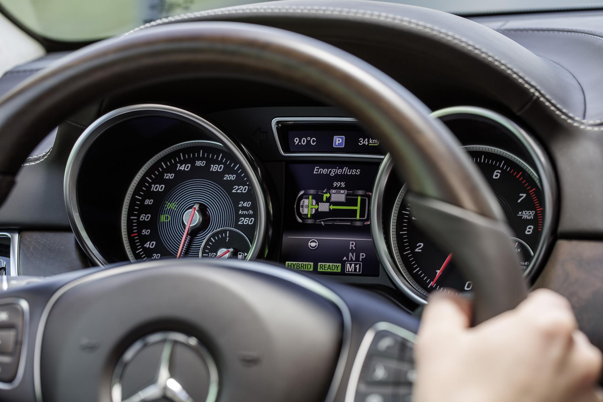 2016 Mercedes-Benz AMG GLE63